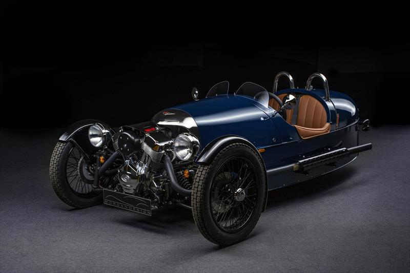 foto Morgan Motor 3 Wheeler