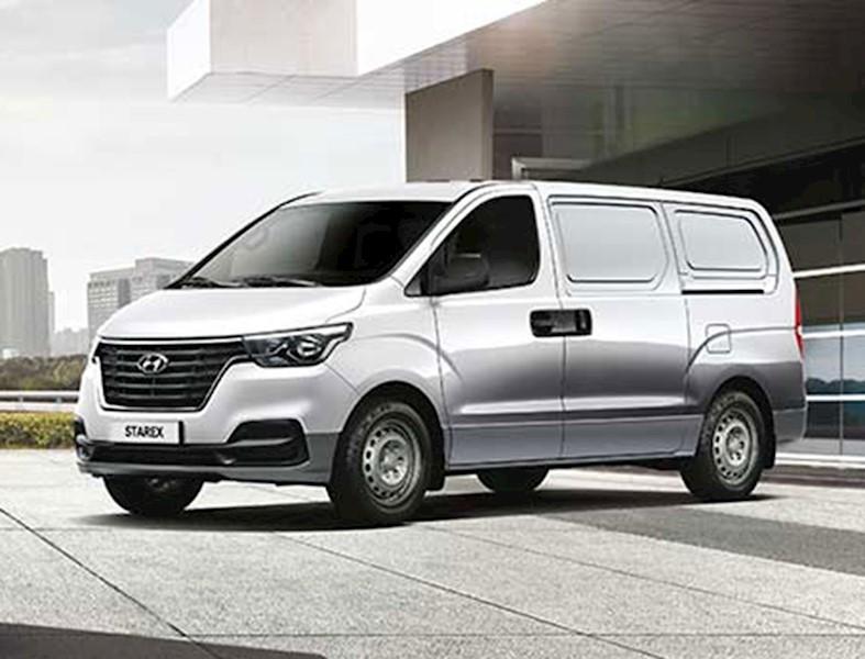 foto Hyundai Starex Cargo Van