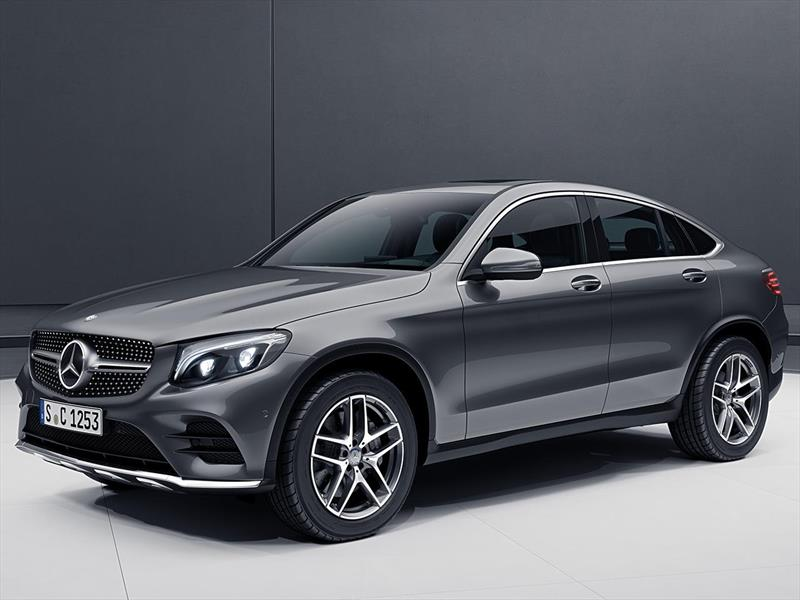 foto Mercedes Benz Clase GLC 300 Coupé 4Matic AMG-Line