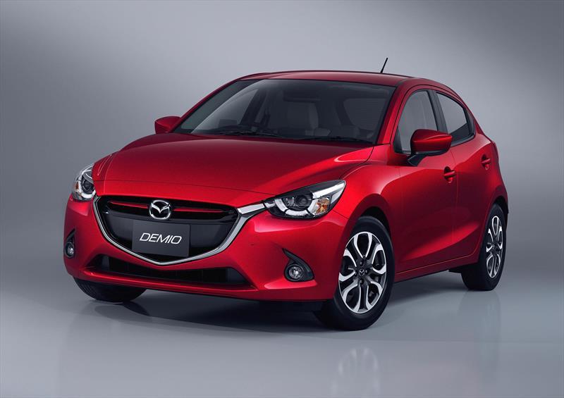foto Mazda 2
