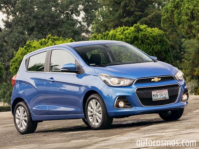foto Chevrolet Spark financiado en cuotas ( LTZ CVT ) Enganche $22,030 Mensualidades desde $5,834