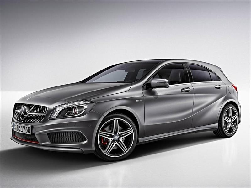 Mercedes benz clase a 200 plus 2017 for Mercedes benz a200