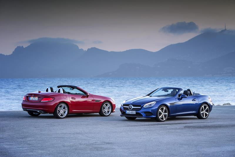 Autos nuevos mercedes benz precios clase slc for Carros mercedes benz precios