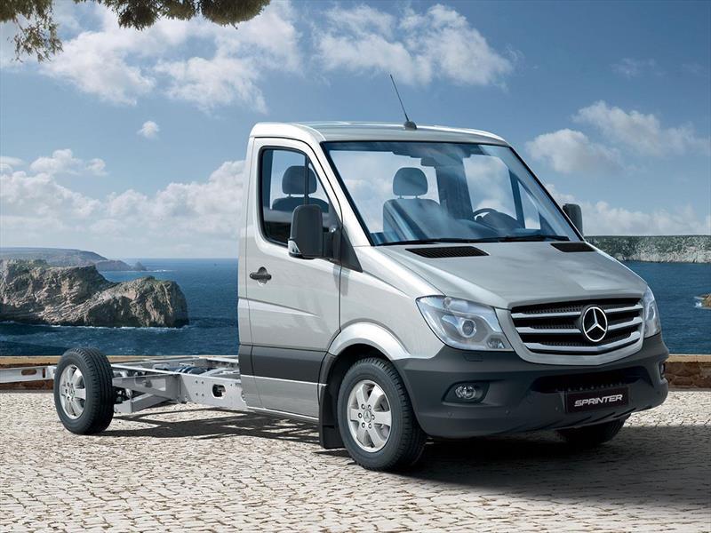 foto Mercedes Benz Sprinter Chasis 415 3665