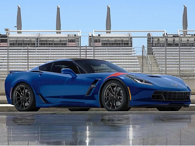 foto Chevrolet Corvette Grand Sport Aut nuevo