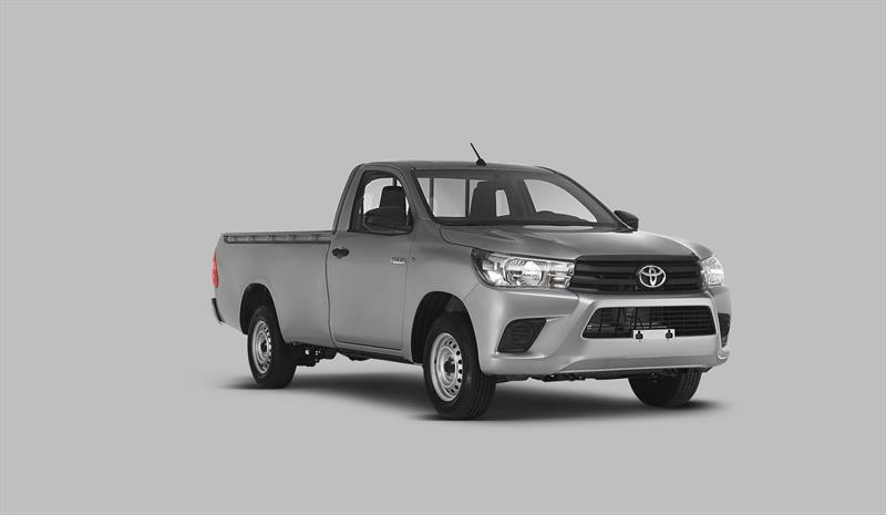 foto Toyota Hilux Chasis Cabina