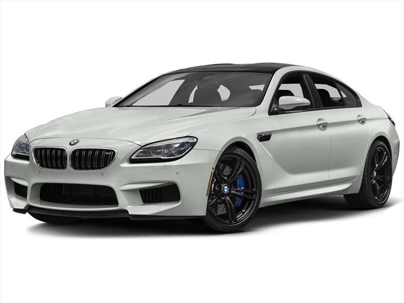 foto BMW Serie M M6 Grand Coupé