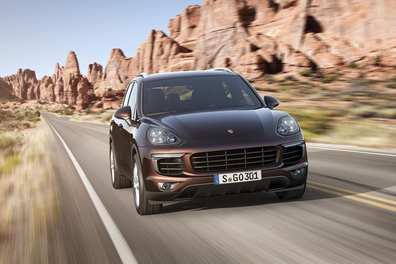 foto Porsche Cayenne Diesel S