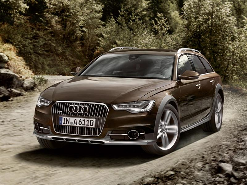 audi a6 allroad 3 0 tfsi s tronic quattro 2013. Black Bedroom Furniture Sets. Home Design Ideas