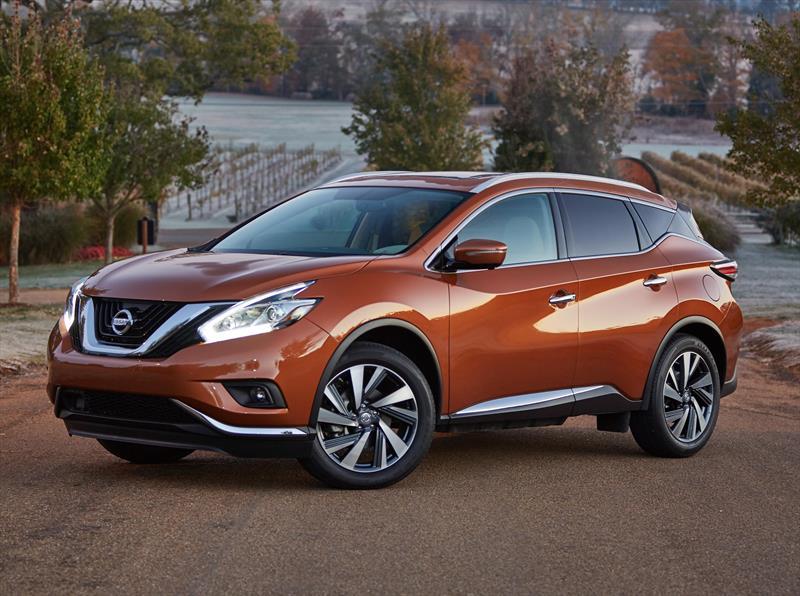 Nissan Murano Precio Desde 653 200