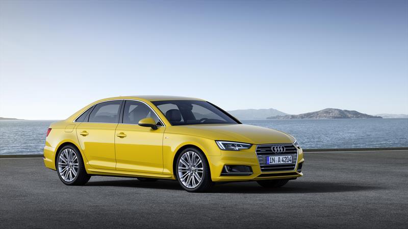 foto Audi A4 40 TFSI Select (190hp)