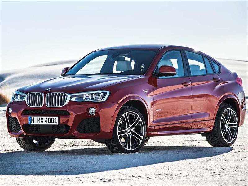 foto BMW X4 xDrive 28i xLine