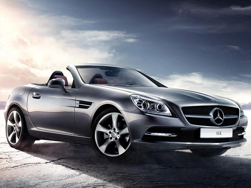 mercedes benz clase slk 200 2017. Black Bedroom Furniture Sets. Home Design Ideas