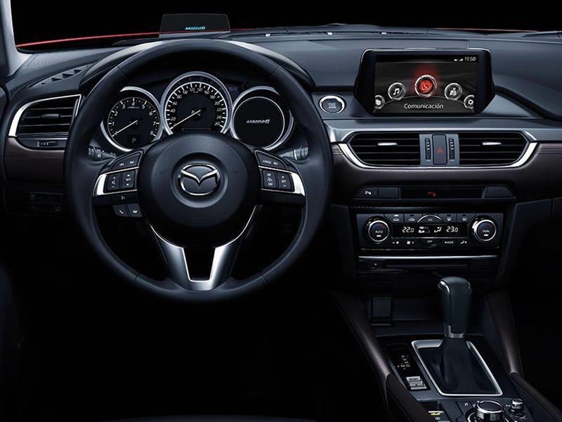 Mazda 6 2.5L Grand Touring LX (2018)