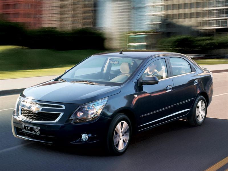 Chevrolet Cobalt LT  (2014)