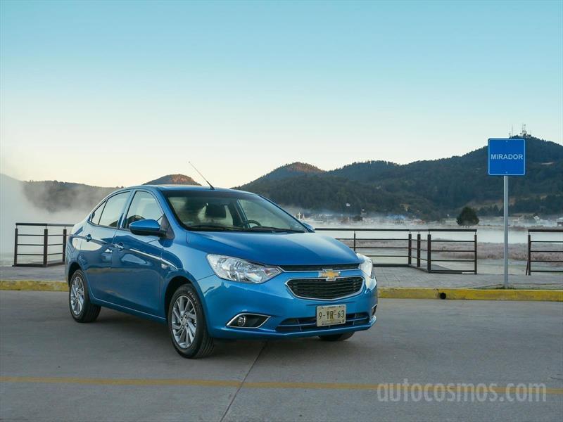 foto Chevrolet Aveo LS financiado en mensualidades mensualidades desde $5,240
