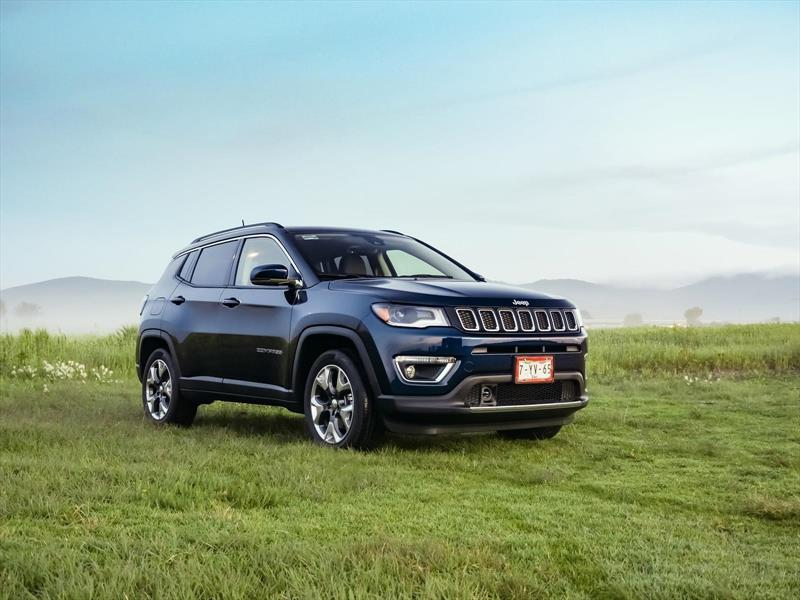 jeep compass limited 2018. Black Bedroom Furniture Sets. Home Design Ideas