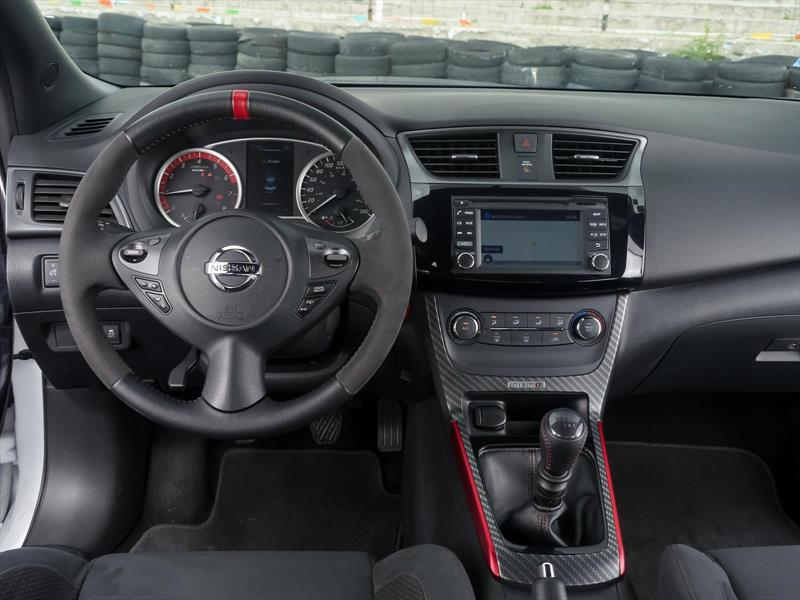 Nissan Sentra Nismo (2018)