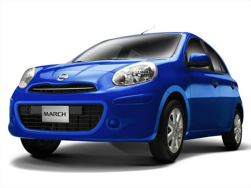 Nissan March 1 6l Sense 2013