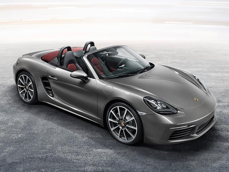 foto Porsche 718
