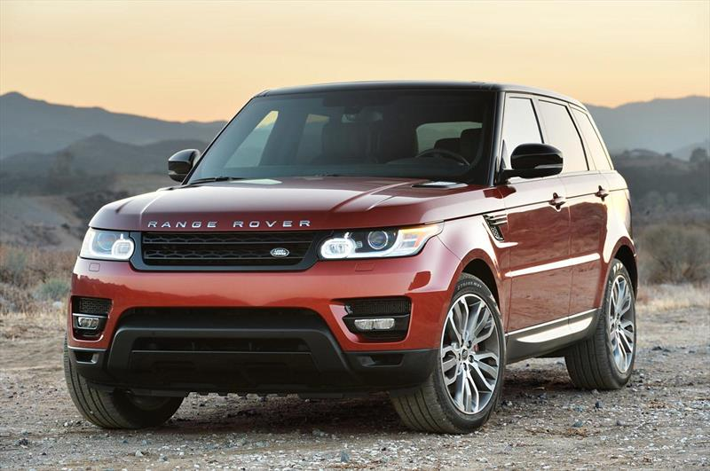 Foto Land Rover Range Rover Sport Autobiography Dynamic nuevo precio u$s166.900