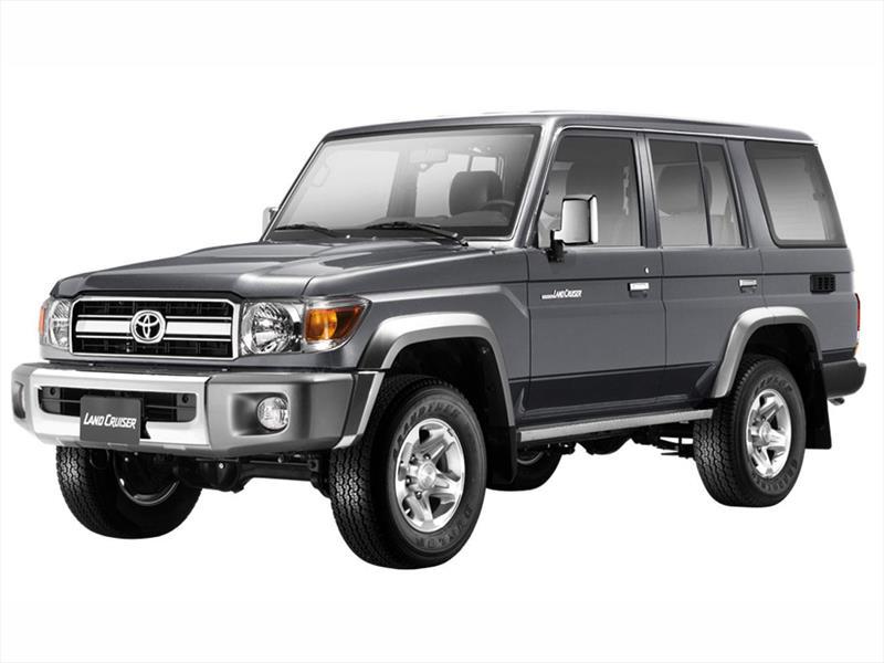 Foto Toyota Land Cruiser  79  nuevo color A eleccion precio $191.400.000