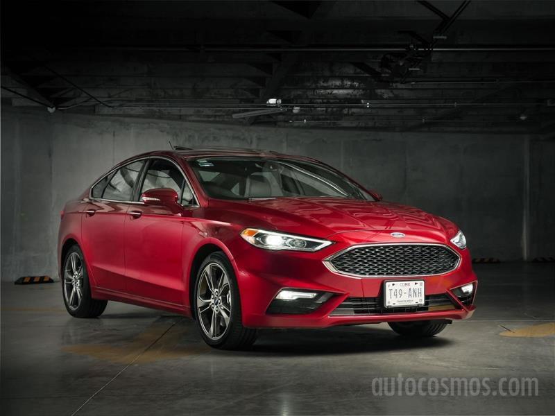 foto Ford Fusion Sport
