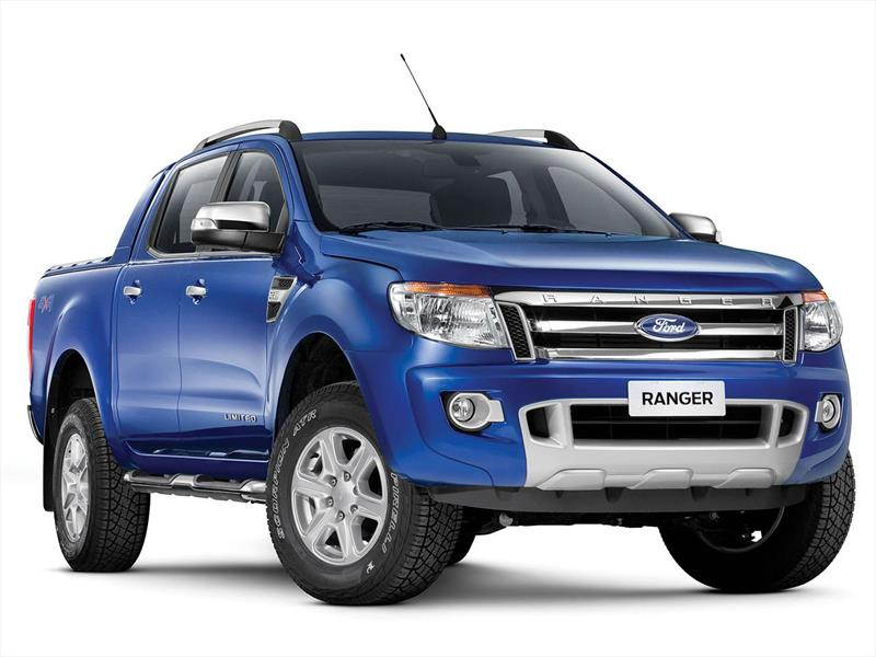 ford ranger limited 3 2l 4x4 tdi cd 2015. Black Bedroom Furniture Sets. Home Design Ideas