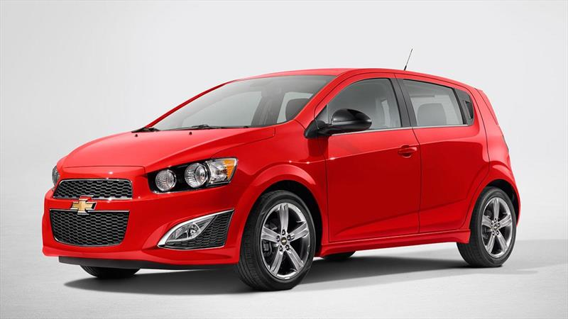 Chevrolet Sonic RS 1.4L (2015)