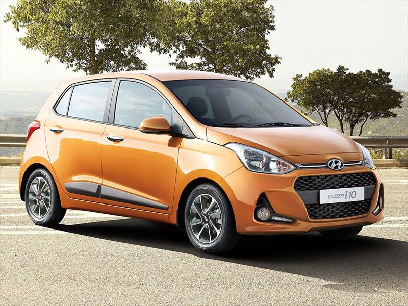 Hyundai Grand I10 Gl 2019