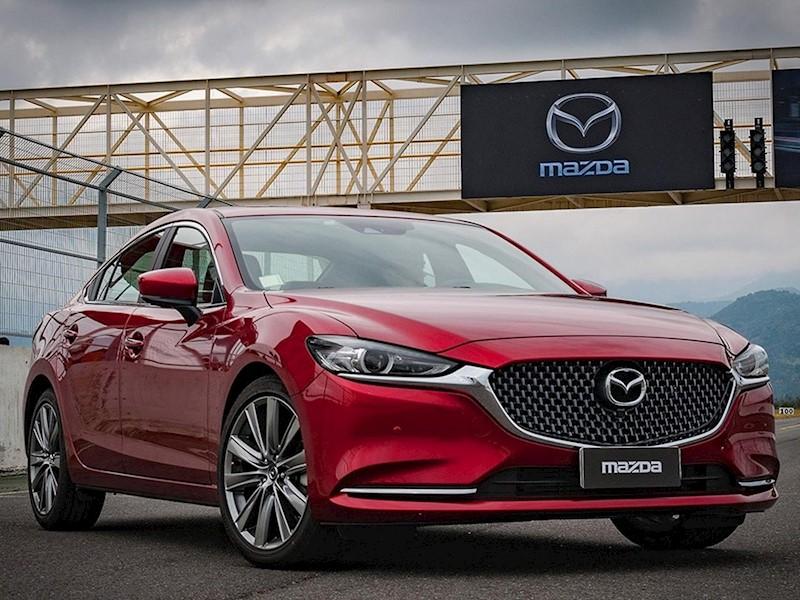 Foto Mazda 6  2.0L V Aut  nuevo precio $17.540.000