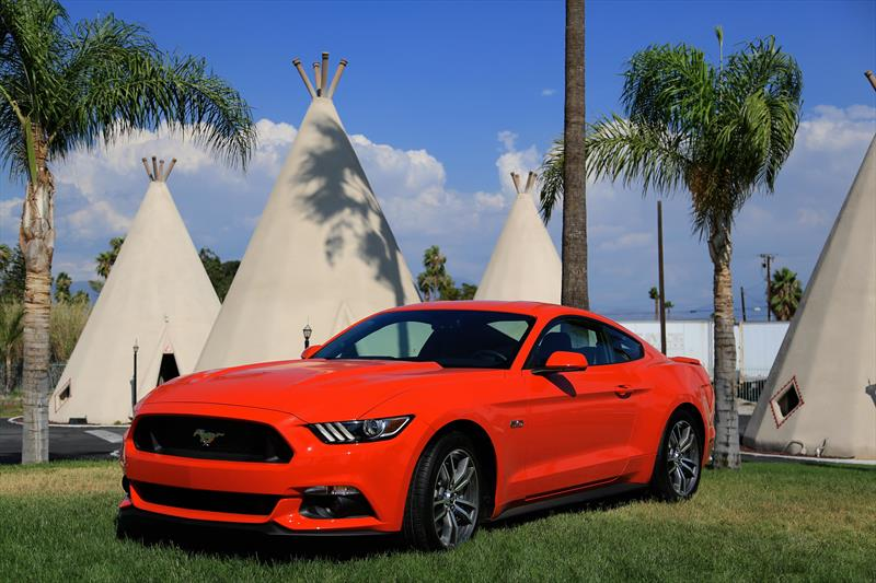 Ford Mustang GT 5.0L V8 Aut (2017)