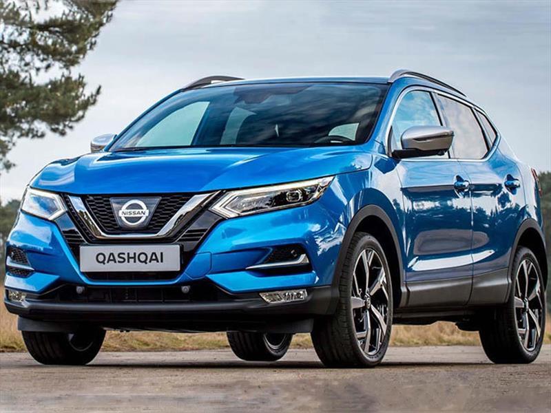 Nissan Qashqai 2 0l Advance 2019