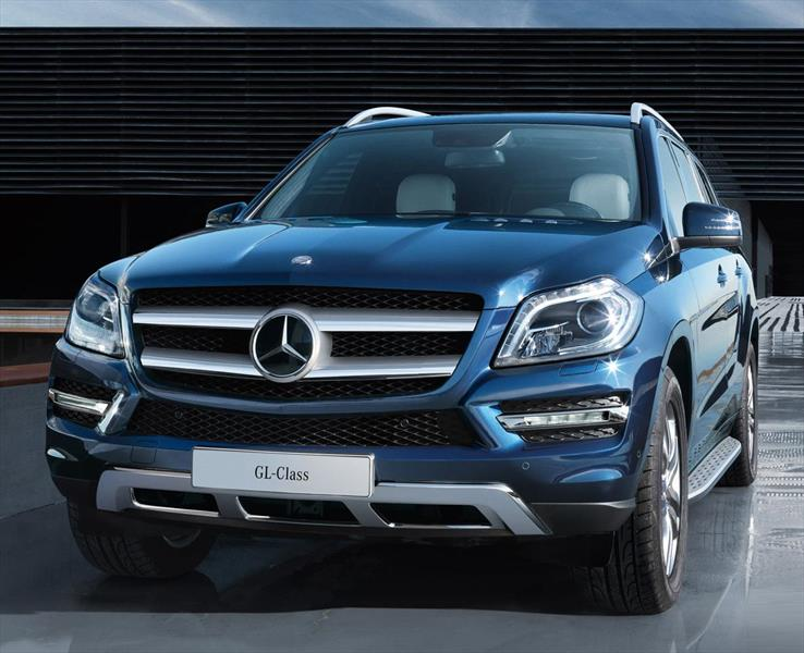 Mercedes benz clase gl 500 2017 for 2017 mercedes benz gl450