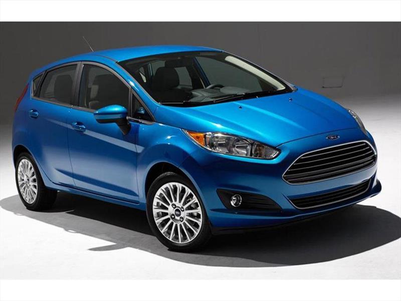 Foto Ford Fiesta Hatchback