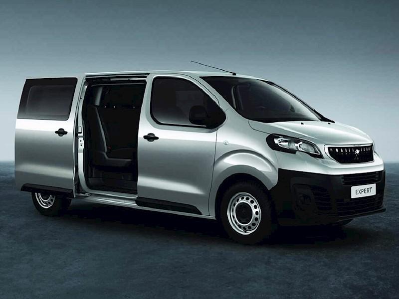 foto Oferta Peugeot Expert Furgón 1.6 HDi Premium 6 Plazas nuevo precio $1.690.624