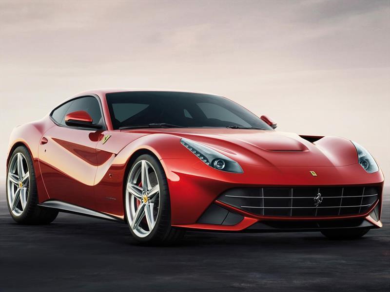 foto Ferrari F12