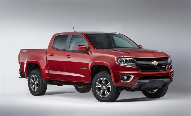 foto Chevrolet Colorado