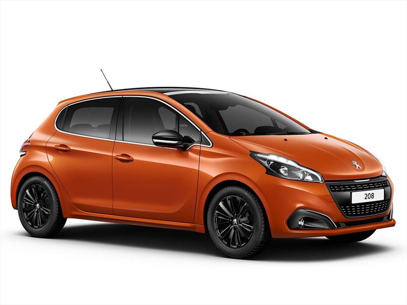 foto Peugeot 208 1.6L 5P Active Pack BlueHDi 100HP