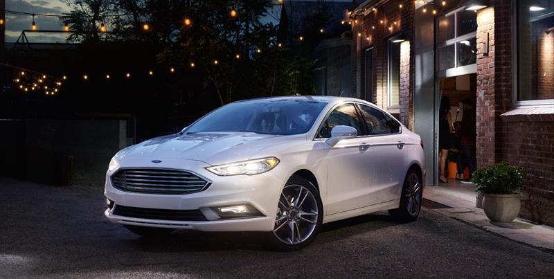Ford Fusion Nuevos Precios Del Cat 225 Logo Y Cotizaciones