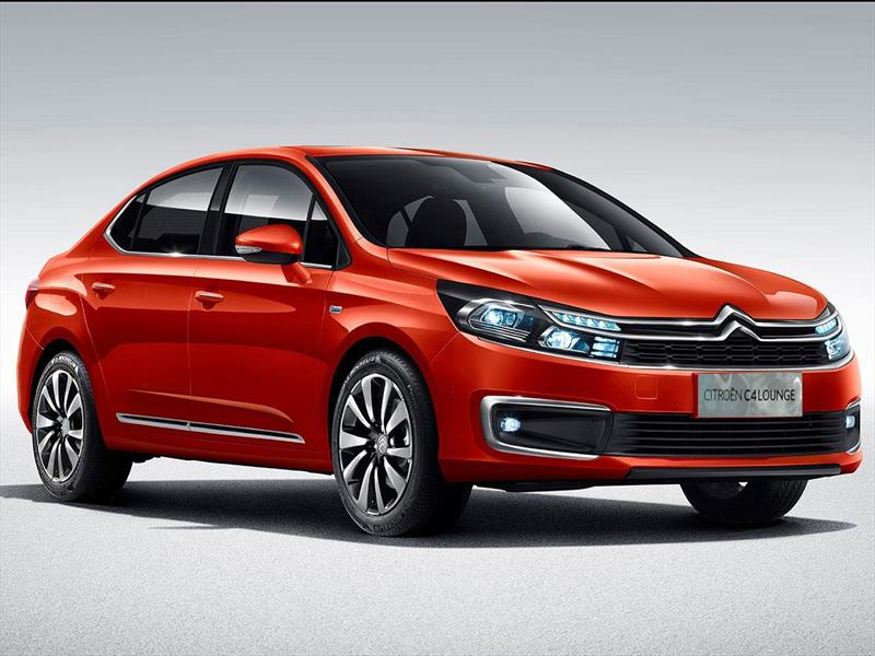 foto Citroën C4 Lounge 1.6 Feel Pack THP