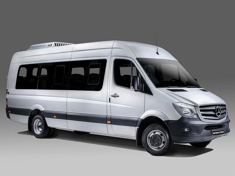 foto Mercedes Benz Sprinter