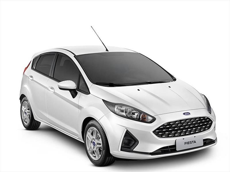 foto Ford Fiesta 1.6L Titanium