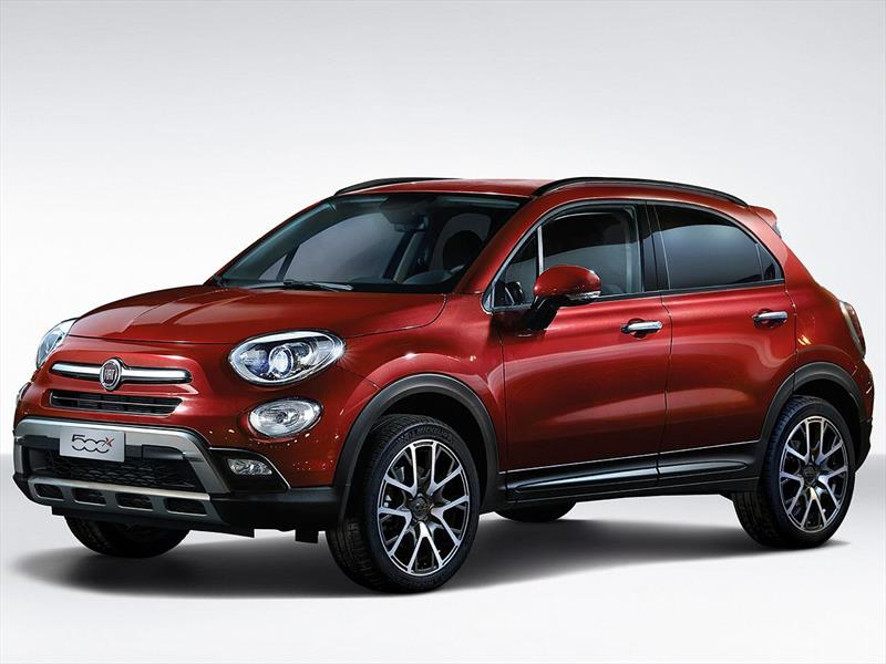 foto Fiat 500X financiado en cuotas ( Cross Plus 4x4 Aut ) Anticipo $312.180