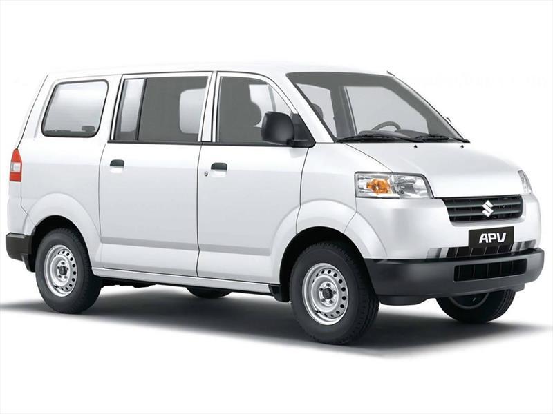 Foto Suzuki APV Furgon 1.6L nuevo precio $9.690.000