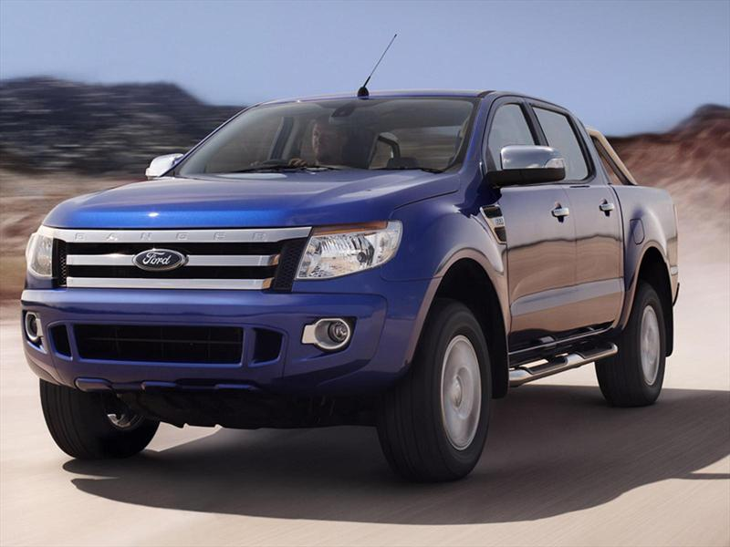 Ford Ranger XL Cabina Doble (2014)