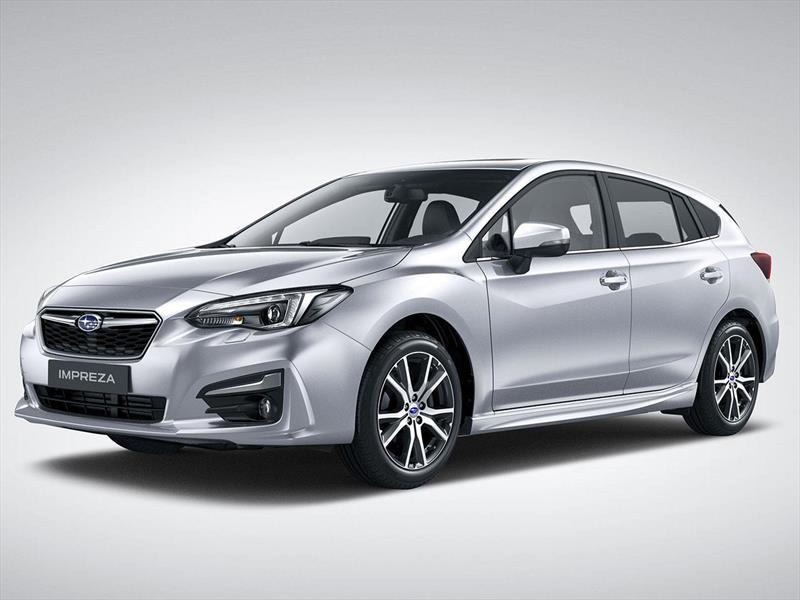 foto Subaru Impreza