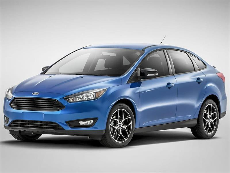 foto Ford Focus Sedán 2.0L SE Plus Aut