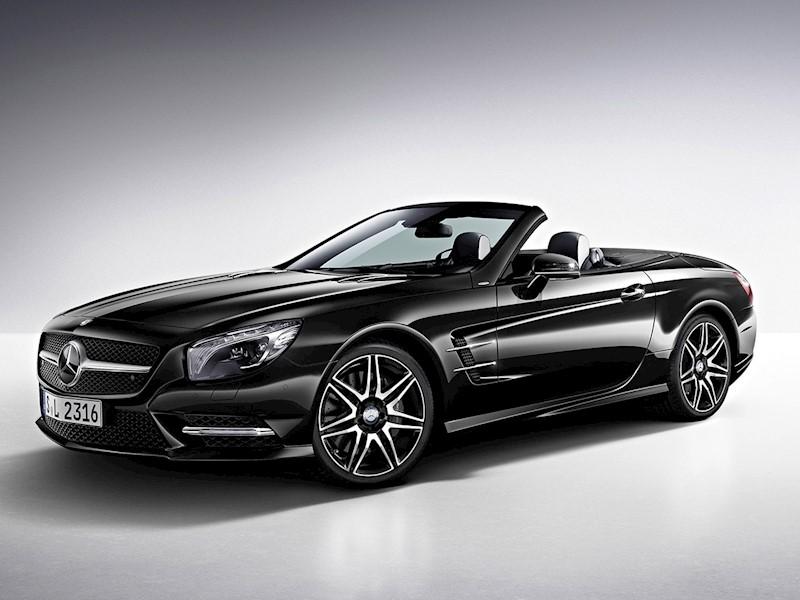 foto Mercedes Benz Clase SL