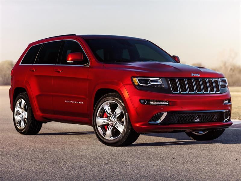 foto Jeep Grand Cherokee SRT